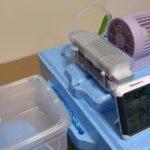 自作冷風機の動作検証をしましたよ